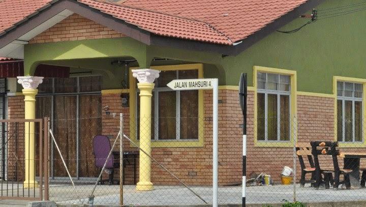 Homestay Gabana Di Pulau Sebang Melaka Berdekatan A Famosa Resort