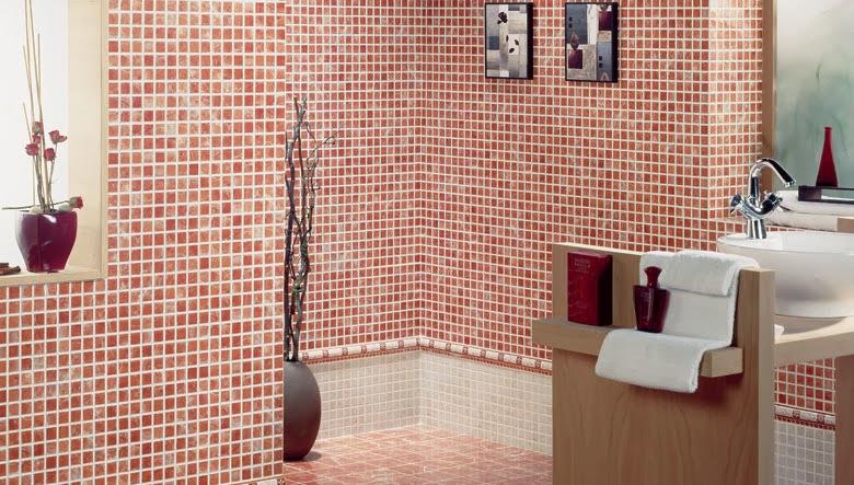 Un mundo en la cocina colocar gresite - Azulejos mosaicos para banos ...