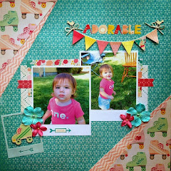 November Featured Layout Scrapper!
