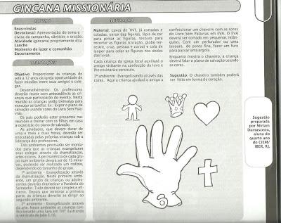 Postado por CANTINHO DAS HISTORIAS BIBLICAS às domingo, julho 21