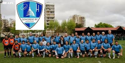 Partido de rugby Parlamentario en Salta