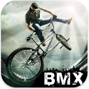 BMX 3D Cunning Stunts iphone ipod ipad