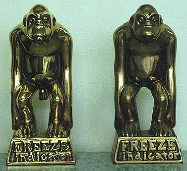 Wordmall: The Brass Monkey Shivers