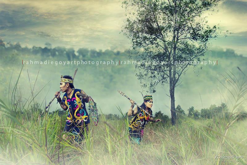 pasangan berburu
