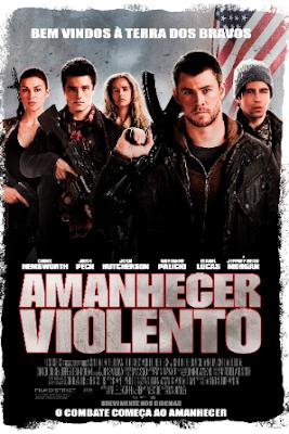 Filme Poster Amanhecer Violento R5 XviD Dual Audio & RMVB Dublado
