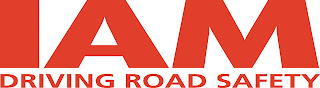 IAM, logo, Institute of Advanced Motorists, Driving Road Safety tag