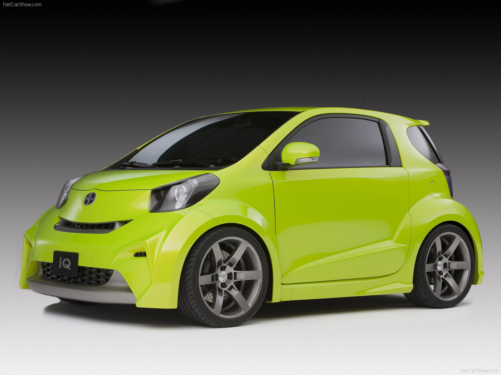 Hình ảnh xe ô tô Scion iQ Concept 2009 & nội ngoại thất