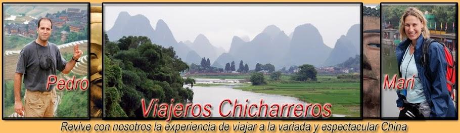 Viajeros Chicharreros en China