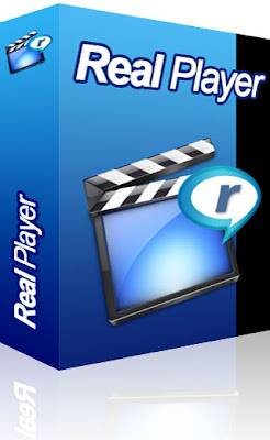 Real-Player media player