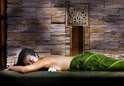 masaje oriental y sanación en Madrid