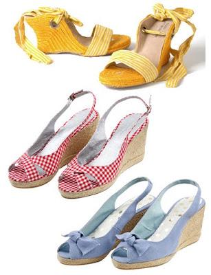 Polaris Yazlık Sandalet Modelleri 2012
