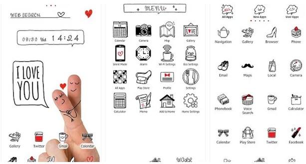 Percantik Tampilan Smartphone Kamu Dengan Tema Ini