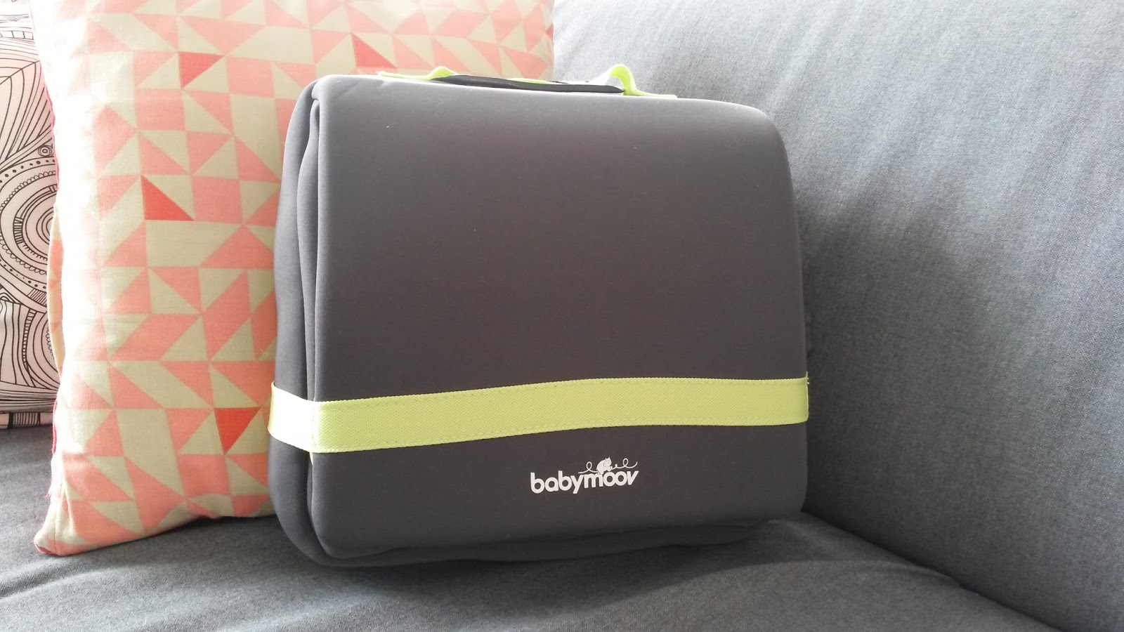 j 39 ai test le rehausseur up go de babymoov. Black Bedroom Furniture Sets. Home Design Ideas