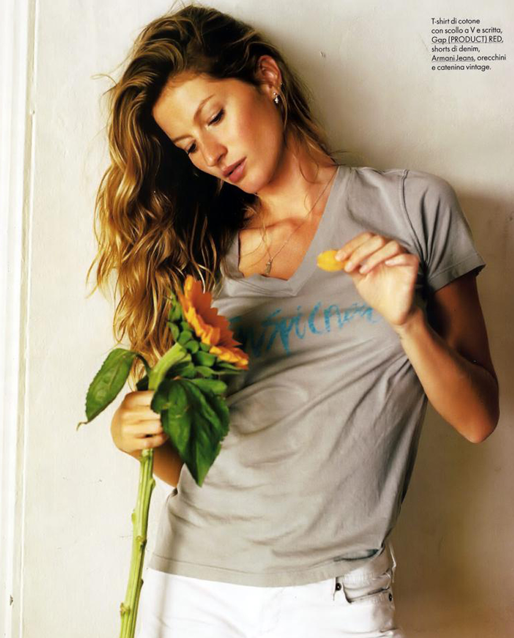 Gisele Bundchen Hair Color 2