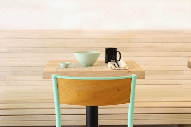 Mobiliario nórdico de madera
