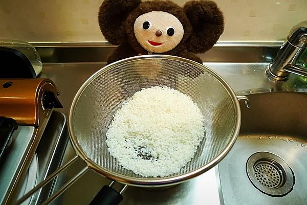 スズキの炊き込みご飯の作り方(3)