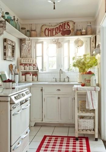 Galley kitchen cute room management in small kitchen design