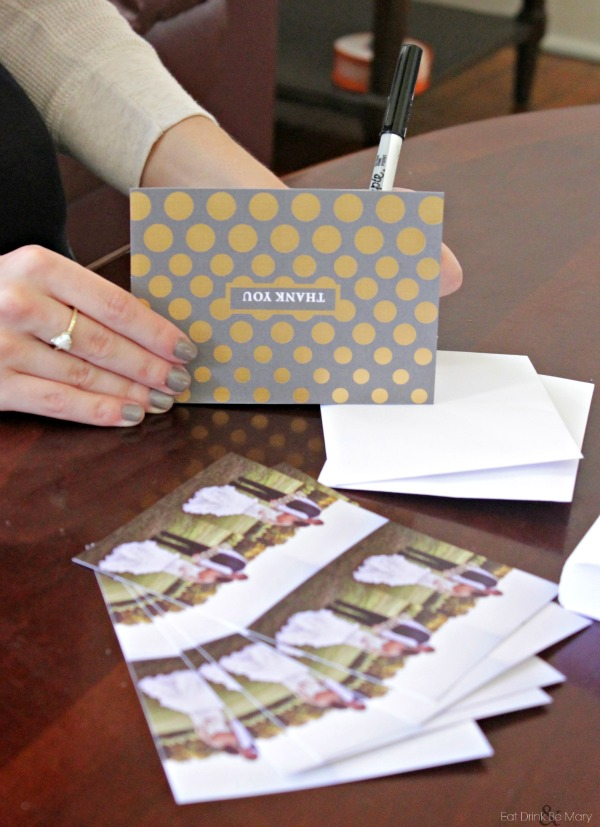 Eat Drink Be Mary Tips Essentials for Wedding Thank You Notes – When to Send out Wedding Thank You Cards