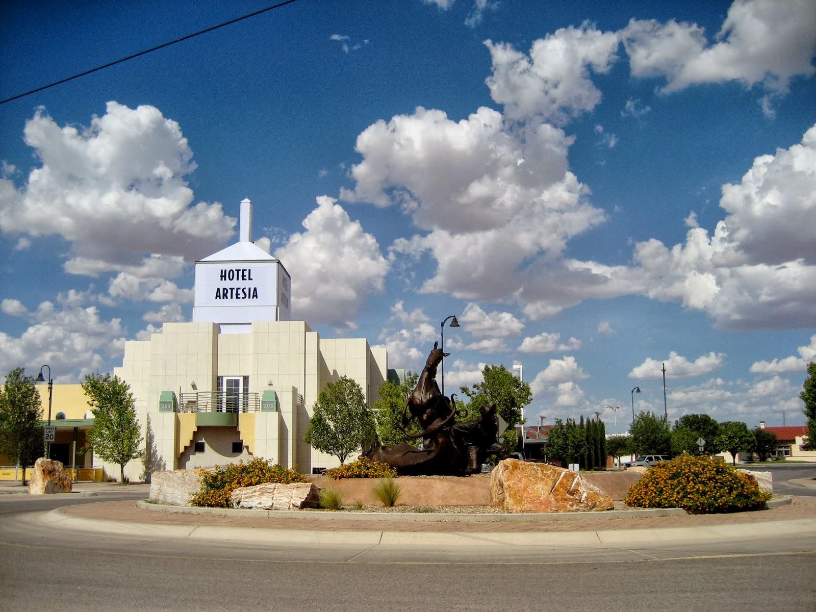 Architecture Good In Artesia New Mexico Hotel