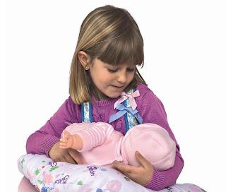kebaikkan susu ibu untuk anak
