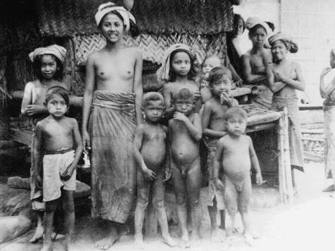 Bali island girls nude