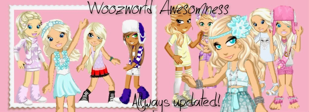 Woozworld Awesomness Blogspot