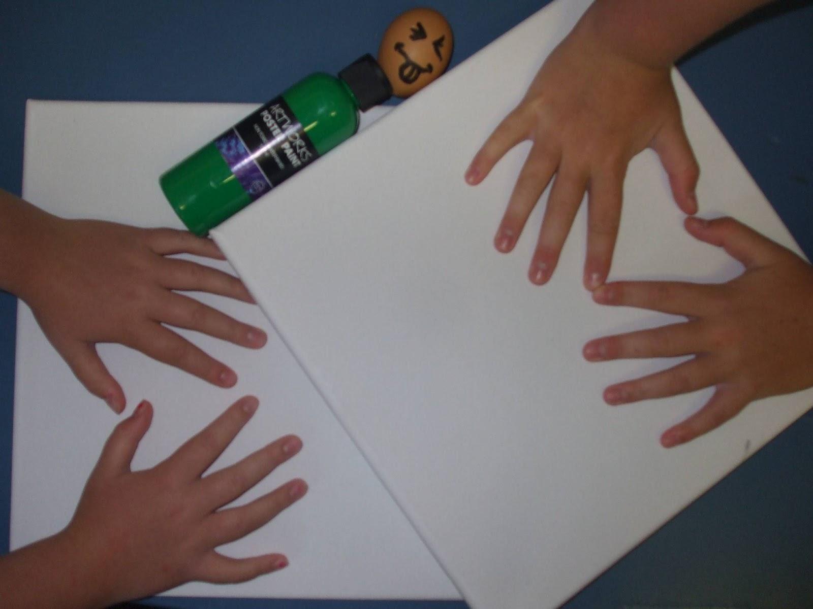 Ass Hand Print