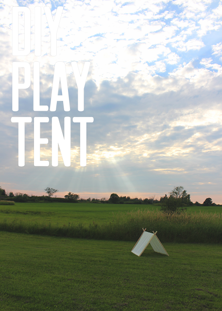 a diy a-frame tent is my fave | You Are My Fave