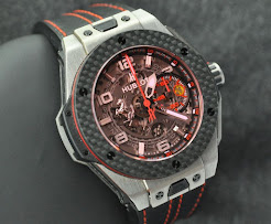 Hublot Ferrari Red Magic Ltd.1000pcs.