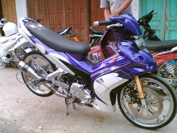 Jupiter MX Ceper Modifikasi title=