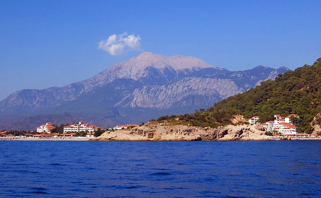 السياحة في أنطاليا و أفضل 14 معلم سياحي فيها  تركيا