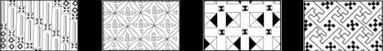 Unsur Geometri Pada Batik Malaysia