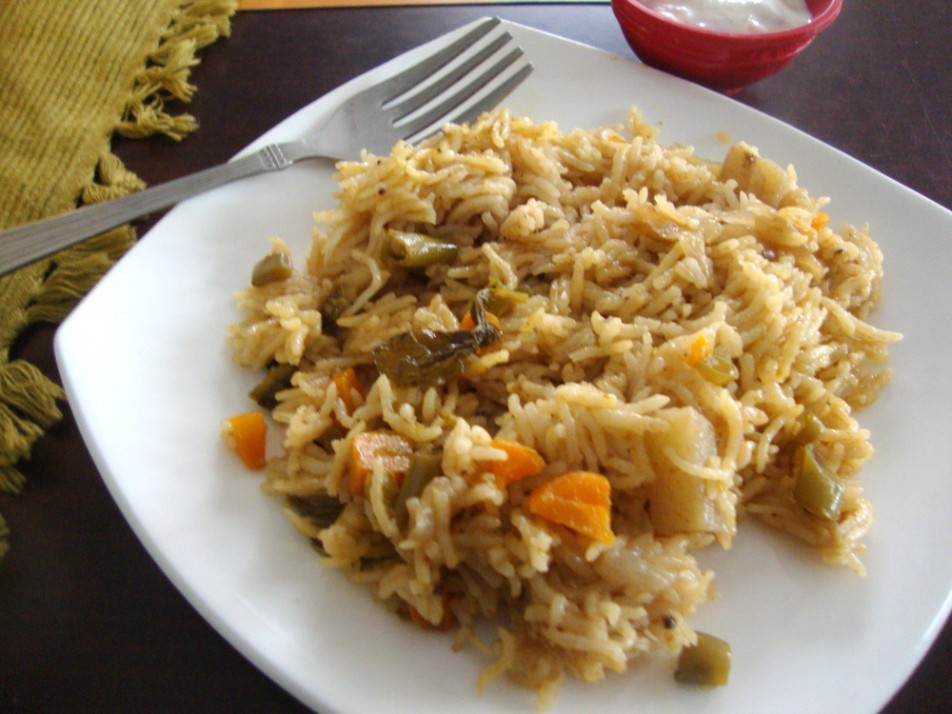how to cook brown rice in pressure cooker indian style