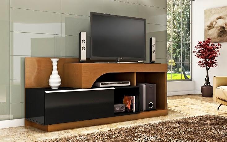 decoracao de sala rack:decoração rack sala de tv decoração rack sala de tv