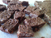Chocolate Yum Yums Gluten Free Treat Recipe