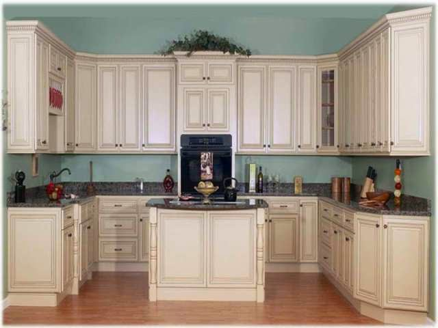vintage wall paint ideas for kitchen