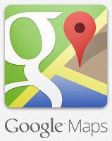 dünyanın teknolojisi google maps