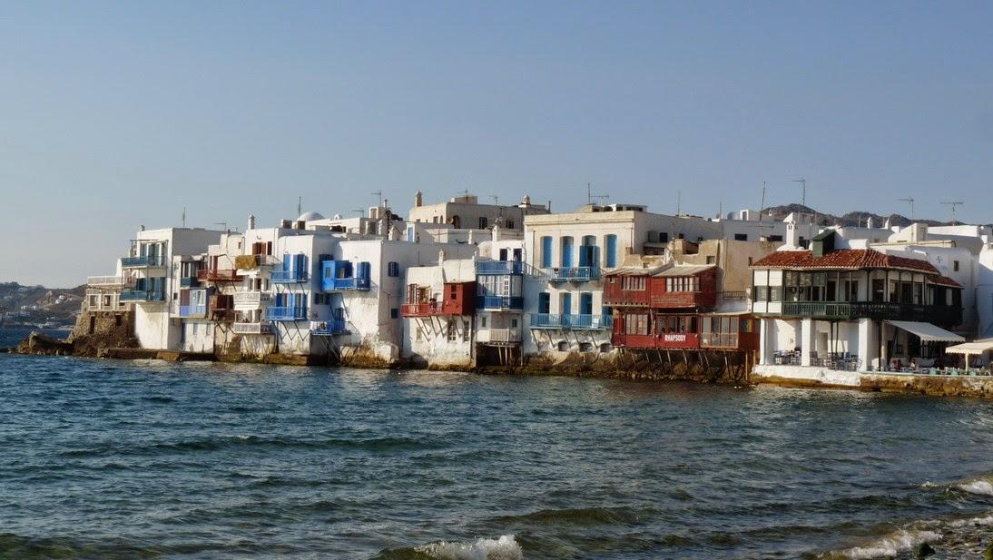 米克诺斯岛, 希腊 ~ Mykonos Island (Greece)