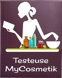 Testeuse MyCosmetik 2014-2016