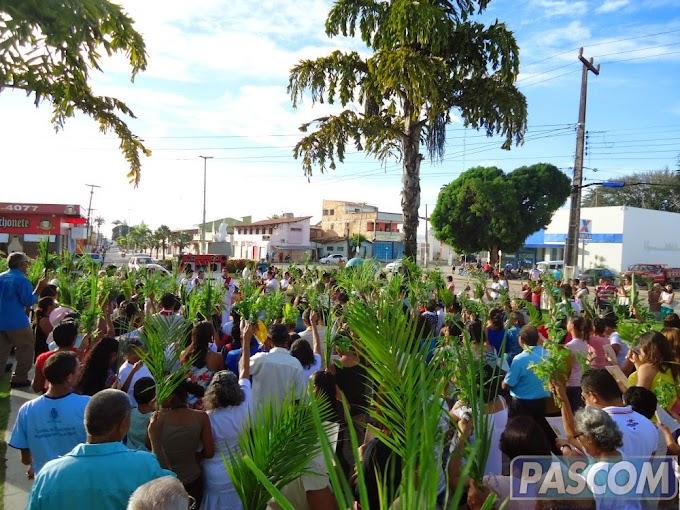 DOMINGO DE RAMOS - 2015