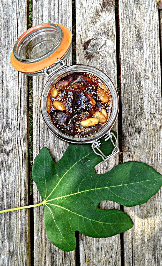 Chez Maximka: Fig and almond crostata