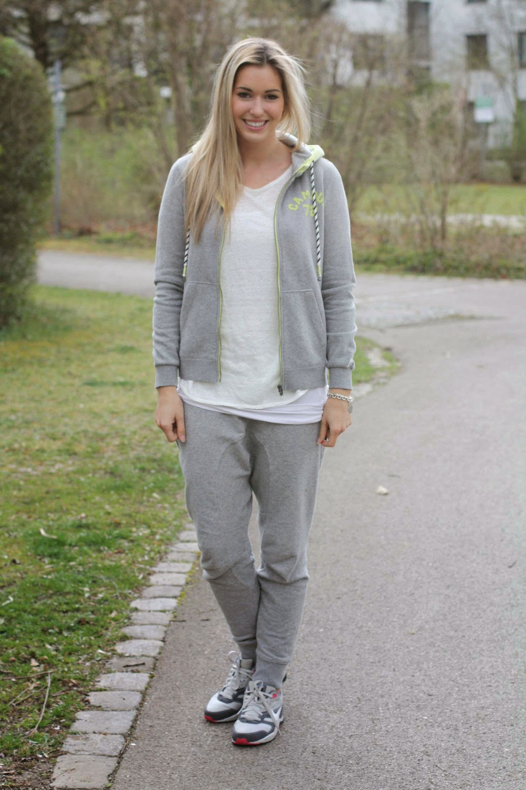 Campus, Campus Sweater, Marc O Polo, Patrizia Paul, Sweatshirt grau