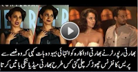 Indian Actress Kangana Ranaut INSULTED & ABUSED.