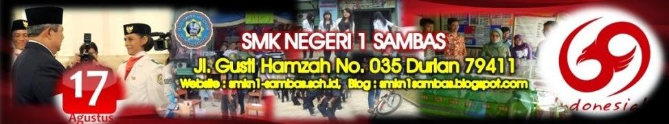 SMKN 1 SAMBAS BLOG