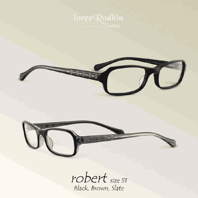 Loree Rodkin Robert Eyeglasses REPLACEMENT LENS EXPRESS