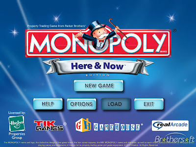 Monopoly Here and Now Games 1