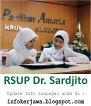 Lowongan Kerja RSUP Dr. Sardjito Yogyakarta