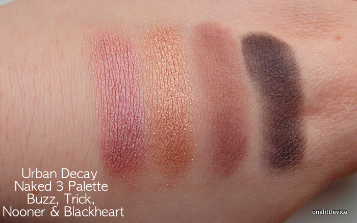 One Little Vice Beauty Blog: Spring Eyeshadow Shades from Urban Decay