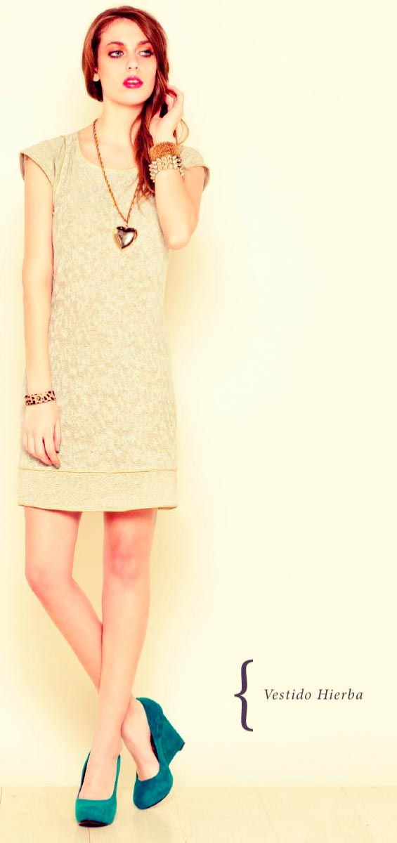 vestido de fiesta 2013