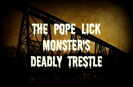Fisherville j ky lick monster pope town